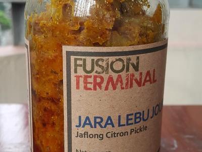 Jara Lebu Journey : Fusion Terminal - Growups Grocers