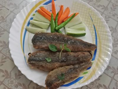 Foli Fish Kofta (3pieces)