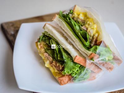 Teriyaki Chicken Sandwhich
