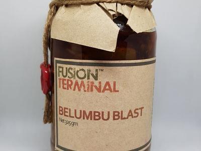 Belumbu Blast : Fusion Terminal - Growups Grocers