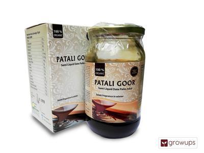 Liquid Khejurer Patali Gur- MyOrganic