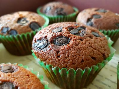 Christmas Special Muffin (6 big size)
